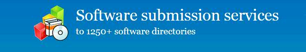 software submission services